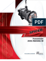 Spicer Es0066-7b Transmision