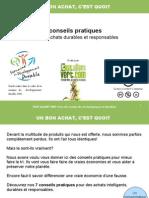 Guide.7.Conseils.achat.durable.2008 TAV