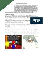 Daedalus for Dreamcast