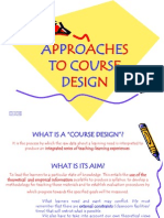 approachestocoursedesign-090625154420-phpapp01