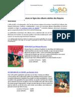 Les albums de la collection BD-CUL des Requins Marteaux s'affichent  en numérique sur digiBiDi