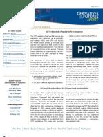 Schiff Hardin Derivatives & Futures Update (May 2012)