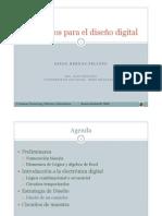 Elementos Para El Diseno Digital