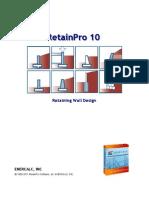 RetainPro 10 Docs