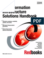 IBM Information Infrastructure Solutions Handbook - Sg247814