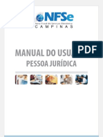Manual NFSe PessoaJuridica