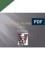 Strategic Planning on 'kfc'
