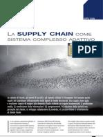La Supply Chain come sistema complesso adattivo