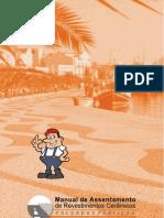 4898363 Manual de Assent Amen To e Revestimento de Pisos Ceramicos Calcadas Publicas