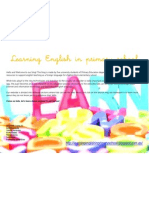 Learning English in Primary School