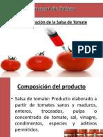 Proceso de Salsas