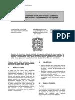 Informe filtros