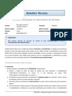 COM - Campos Fornecedor e Loja Retirada na aba Informações DANFE