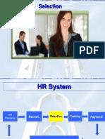 Chapter Selection Human Resource Management (Dr. Salah Ismail)