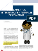 Cv30 Medicamentos Veterinarios en Animales de Compañía