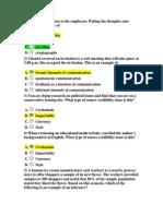 Wal-Mart - Tactical Leadership Assessment Test | Leadership