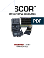 OSCOR 5 Manual