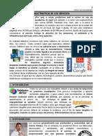 Características y Clasificación de los Servicios.