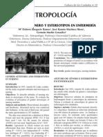 ACTITUDES DE GÉNERO Y ESTEREOTIPOS EN ENFERMERÍA