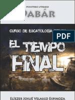 """Curso """"El Tiempo Final"""""""