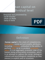 Human Capital 1