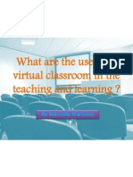 What Are the Uses of a Virtual Classroom