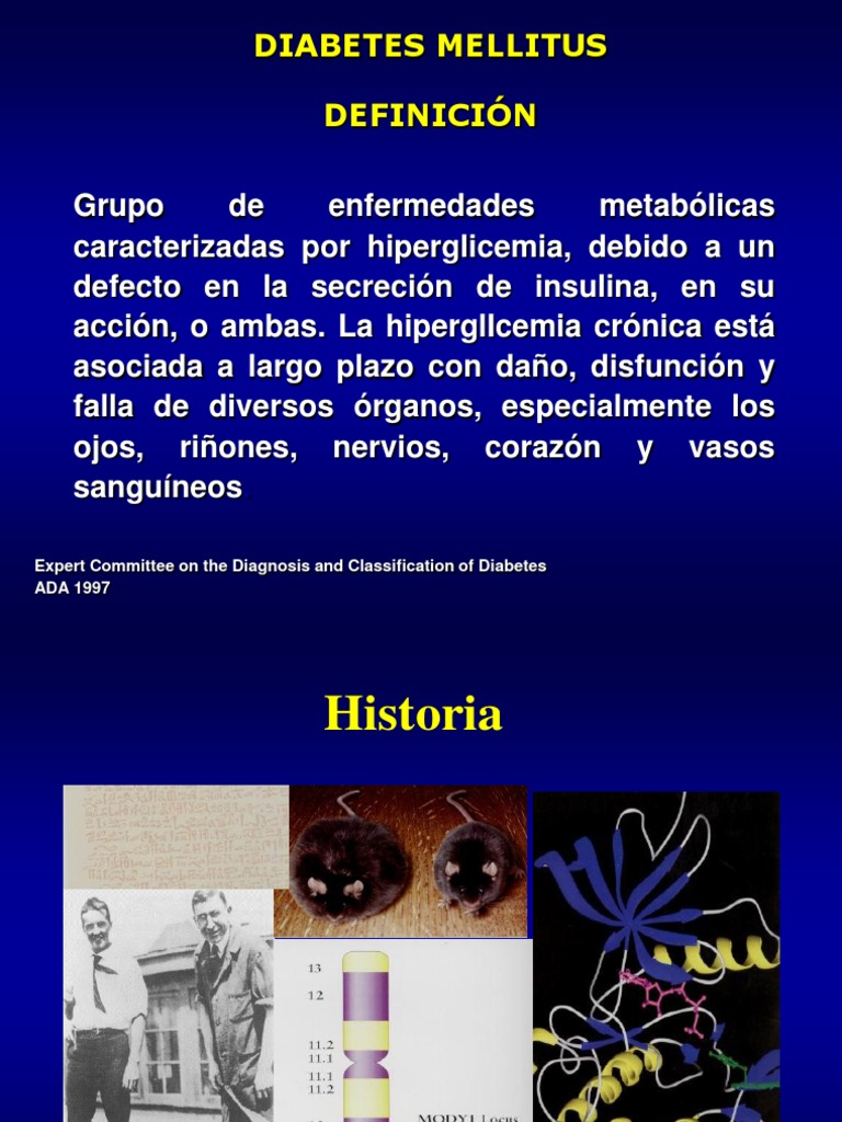 diabetes micro y microangiopatía en cerebro