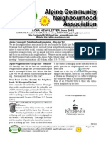 ACNA - Newsletter 2012 06 June Final