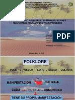 Presentacion Cultura Folklor Unid II
