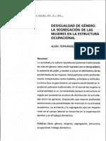 EBSCOhost_ DESIGUALDAD DE GÉNERO. LA SEGREGACIÓN DE LAS MUJERES EN LA ESTRUCTURA OCUPA..