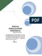 PUBLICACION REVISTAS