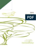 Informe de gestión 2010 Fondo Patrimonio Natural