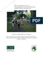 Pluckhahn, Thomas J. (Editor), with contributions by Laura Collins, Melanie Coughlin, Maura B. Denny, Joseph A. Evans, Katrina M. Heller, Christopher N. Hunt, Lori O'Neal, and Thomas J. Pluckhahn 2012	Public Archaeology at Crystal River Archaeological State Park