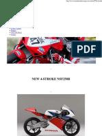 New 4-Stroke NSF250R Moto 3