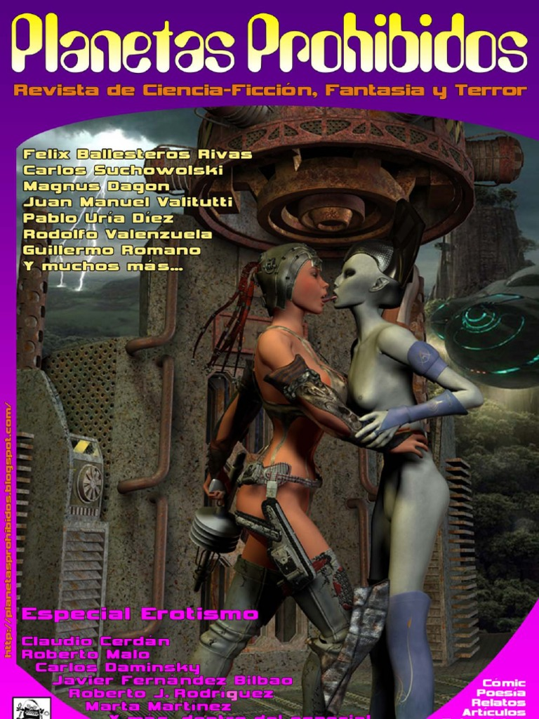 Actriz Porno Zoofilia Nadia planetas prohibidos 003 | ciencia ficción | erotismo