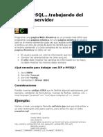 JSP y MySQL