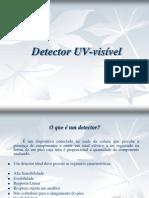 Detector UV-visível