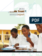 Mvule Trust Annual Report 2011