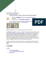 Finanzas Del Dinero