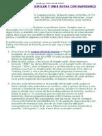 Como Cortar, Modificar y Unir Rutas Con Mapsource (Ms
