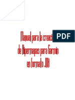 Cómo crear hipermapas con ortofotos y mapas del Sigpac en formato .JNX para receptores Garmin