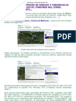 Como Descargar Tracks de Wikiloc y Cargarlos Al Fr 305, Fr 405, Fr 310 Xt, Foretrex 401, Etrex, Dakota, Oregon, Et