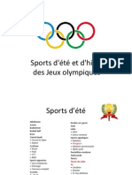 Jeux Olympiques Maryse