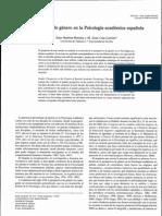 EBSCOhost_ Perspectiva de género en la Psicología académica española