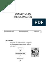 Poo 03 Introduccion Programacion