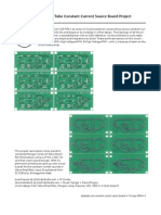 12AU7-6111 Valve Caster Summary | Amplifier | Vacuum Tube