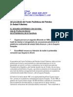 Guayana Esequiba (Frente Pro Defensa Del Petroleo)