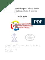La Dinamica de Sistemas Para La Efectiva Toma de Decisones y Analisis Estrategico de Problemas-FINAL