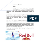 Objetivos Publicitarios de La Marca Red Bull