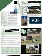 Sports E-Newsletter, (5th Ed.)